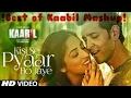 Best of !Kaabil! Mashup* Feat. Hrithik Roshan & yammi gautam.