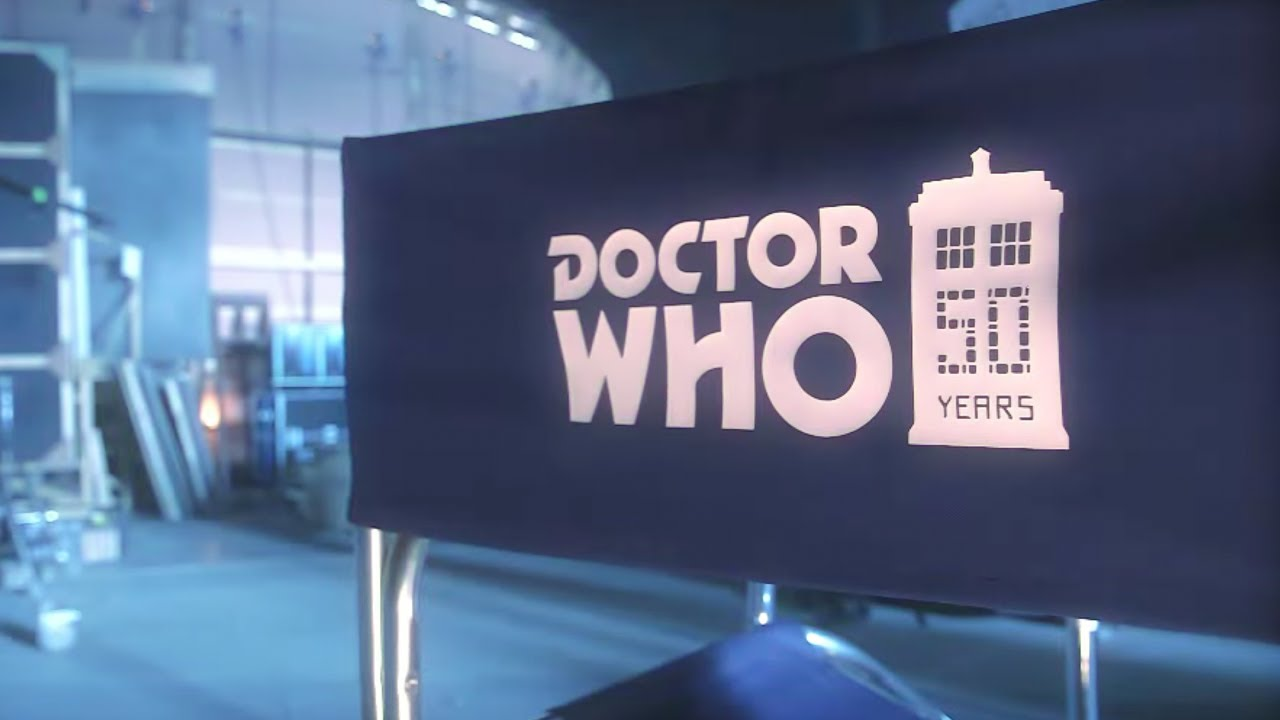 The making of The Day of the Doctor - 50th Anniversary Special 2013