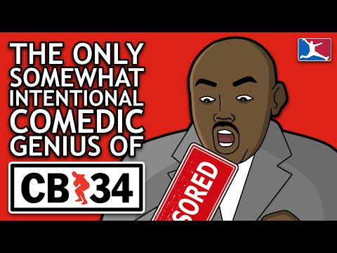 10 Examples of CHARLES BARKLEY'S Somewhat-Intentional COMEDIC GENIUS (NEW)