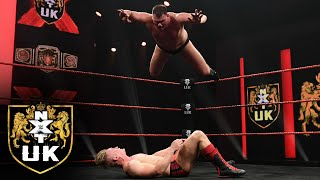 WALTER and Ilja Dragunov's epic showdown: NXT UK, Oct. 29, 2020