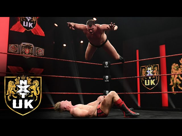 WALTER and Ilja Dragunov's epic showdown: NXT UK, Oct. 29, 2020