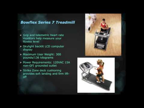 Bowflex Series 7 Treadmill - Bowflex Series 7