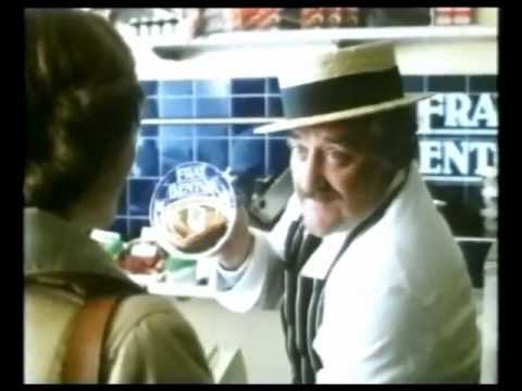 Fray Bentos Steak and Kidney Pie advert - 1985