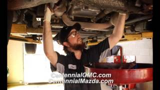 Centennial Mazda Buick GMC Las Vegas -  Service Department Tour