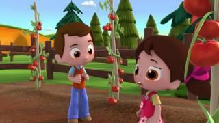 Niloya   Domates  Çocuklar için Çizgi Filmler