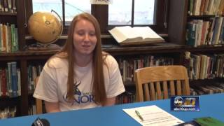 Local athlete signs with new basketball program