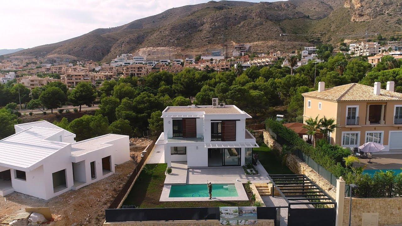Вилла в испании бенидорм недвижимость за рубежом доска объявлений