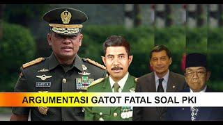 Meluruskan Sejarah G30S/PKI yang Dibengkokkan Gatot Nurmantio!