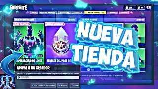 FORTNITE'S DIRECT WAITING FOR THE NEW STORE *NEW SKINS* PRIVATE PARTIES WITH SUBSCRIPTORS