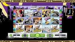 #Tag13 - Jack Hammer vs. Evil Dr. Wüten - 1€ Einsatz - Online Casino