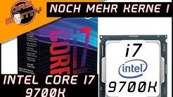 NOCH MEHR KERNE im Intel Core i7 9700K   Coffee Lake - Cannon Lake   DasMonty - Deutsch