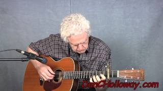 Cat's in the Cradle - Harry Chapin - Fingerstyle Guitar