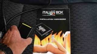 How To Fit The Italian Box Tuning Chip . For Diesel Motors Only .
