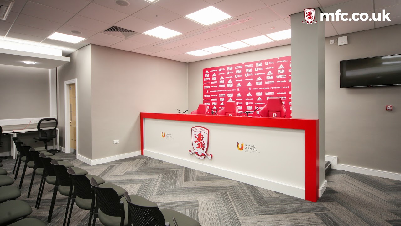 Middlesbrough FC - Westcom Networks