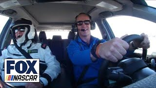 Peyton Manning Talks With Darrell Waltrip As He Pilots The Daytona 500 Pace Car | Nascar On Fox