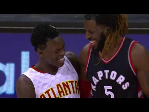 Toronto Raptors at Atlanta Hawks- March 10, 2017
