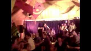 "The Bel Airs live concert 2012  ""Wow wow baby"" The Searchers Cover 50"