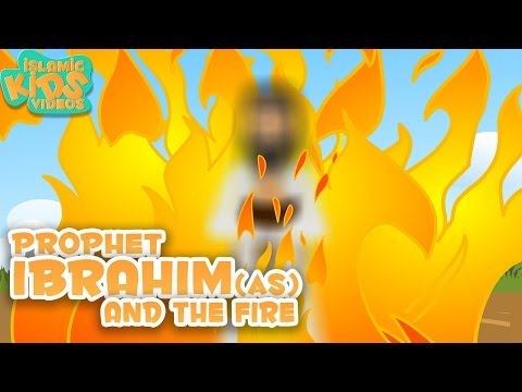 Islamic Kids Stories | Prophet Ibrahim (AS) and the Fire | Part 2 | Prophet Stories for Kids