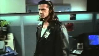 Trailer Terminale Justice  Cybertech P.D. Lorenzo lamas hollywood night tf1 1995
