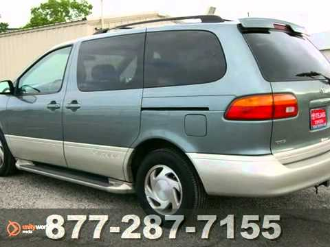 1998 Toyota Sienna 33901a In Houston Tx Humble Tx Sold
