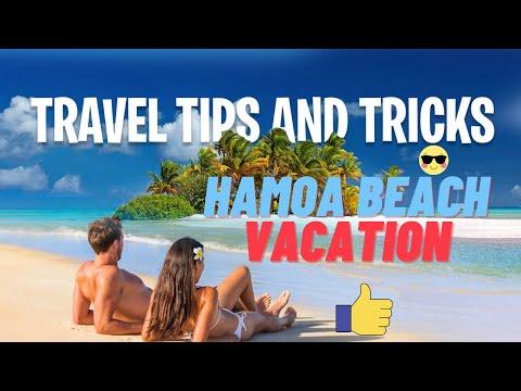 ✅ Hamoa Beach Vacation Paradise