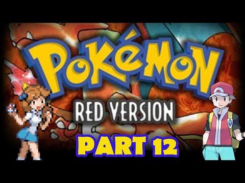 Let's Play Pokemon Red & Blue: Part 12 (Gameplay Walkthrough)