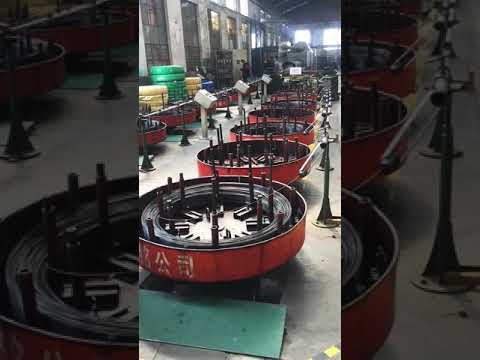 China manufacture of oil tempered spring steel wire factory