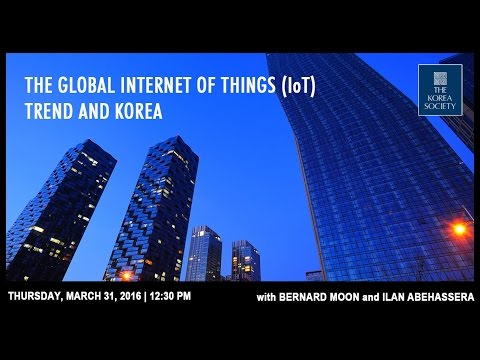 The Global Internet of Things Trend and Korea