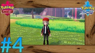 Pokemon Sword - Shield - Nintendo Switch - 100% Walkthrough - Gameplay - Part 4