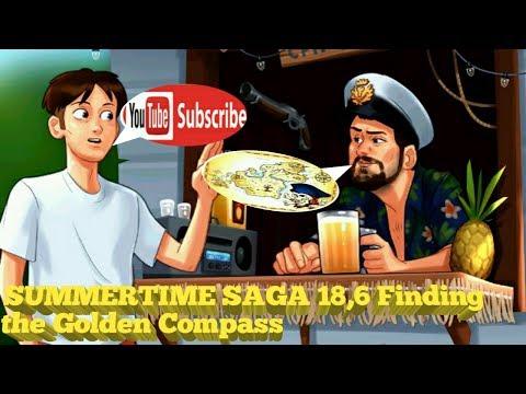 SUMMERTIME SAGA 18,6 Finding the Golden Compass