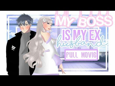 「Gacha Life」My Boss Is My Ex Husband | Full Movie