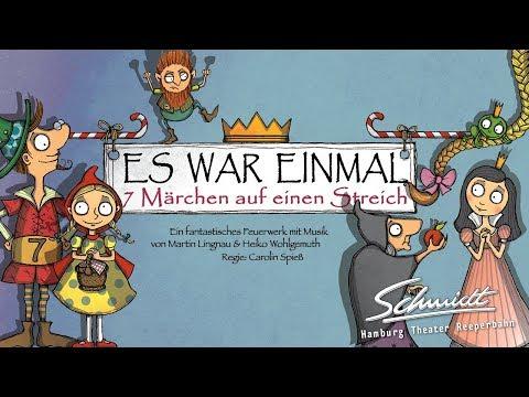 """""""Es war einmal"""" – Kindermusical im Schmidt Theater"""