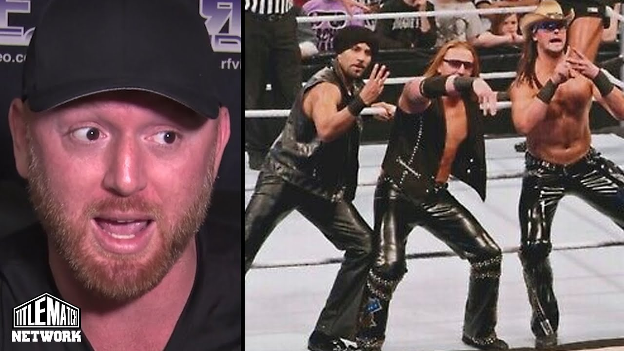 Heath Slater - Who I Wanted in 3MB Before Jinder Mahal & Drew McIntyre
