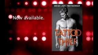 Tattoo Thief book trailer