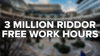 3 Million Safe Hours of Working