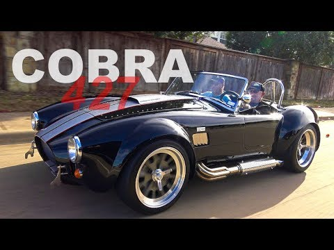 427 COBRA by Backdraft Racing