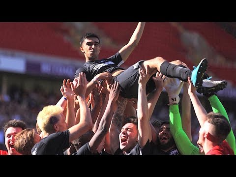 THE BEST DAY OF MY LIFE - (Sidemen Charity Football Match Vlog)
