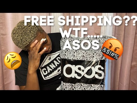 ASOS - Shopping, Shipping Review | First Time Buying from ASOS in Canada.
