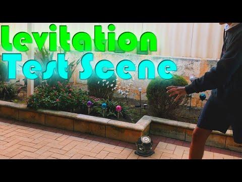Better Levitation - Test Scene