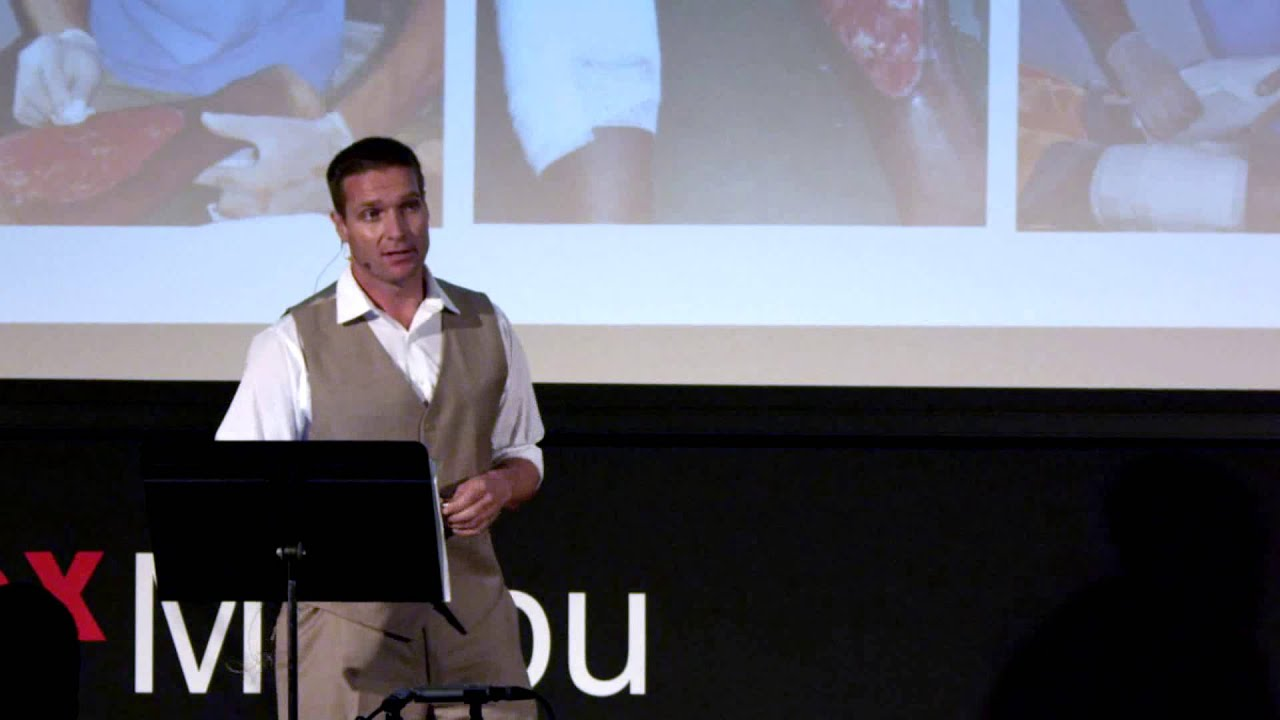 How My Patients Teach Me How To Live: Dr. Benjamin LaBrot at TEDxMalibu