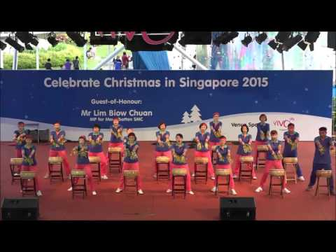 CCIS 2015. Celebrate Christmas in Singapore 2015 at VivoCity on 20-12-2015