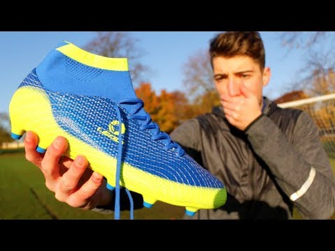 These football boots are overpowered!!