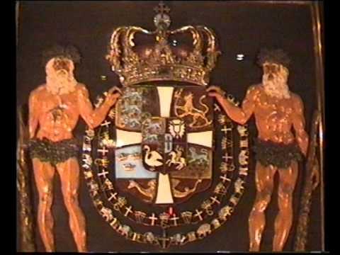 The DANISH  MONARCHY COLLECTIONS ROSENBORG PALACE COPENHAGEN