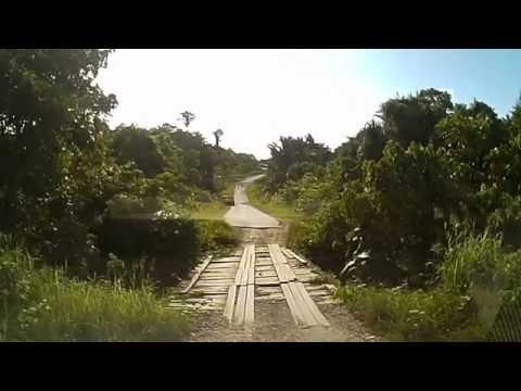 Jayapura to Sarmi, Papua Province(21) パプア州のジャヤプラからサルミへ