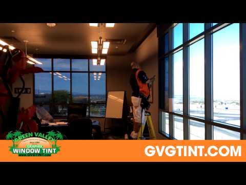 Commercial Window Tinting Henderson NV - (702) 566-4000