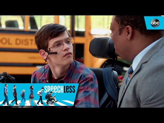 N J  teen makes huge impact on ABC's 'Speechless' -- without