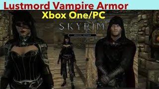 Skyrim SE Xbox One/PC Mods|Lustmord Vampire Armor