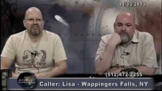 The Atheist Experience - matt dropping logic bombs on callers