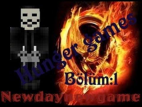 Minecraft-Hunger Games(Açlık Oyunları) Enes Oynuyor Bölüm 1