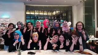 Can't Get By Without You Line Dance Choreographer Tutuk Kusdaryanti (ULD-DKI) April 2019